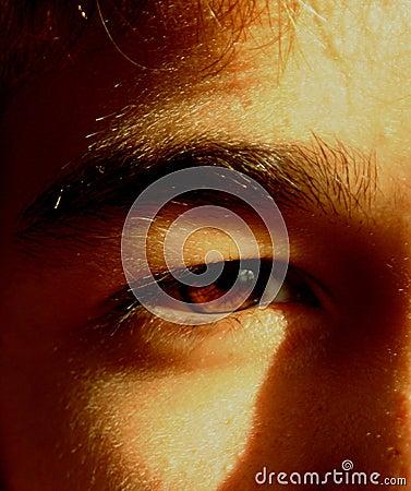 Olhar dourado
