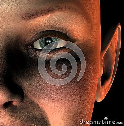 Olho 2 de Vamp