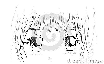 Olhos de Manga