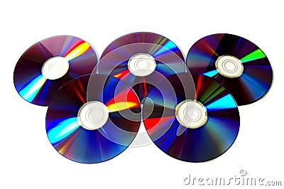 Olimpic的光盘