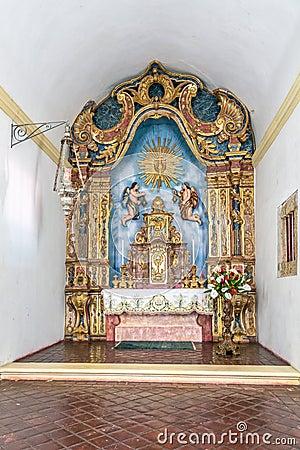 Free Olinda, Pernambuco, Brazil - JUL, 2018: Cathedral Alto Da Se Stock Photos - 122528313