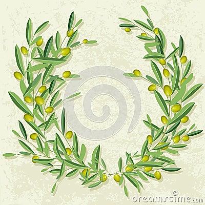 Free Olive. Stock Image - 25449961