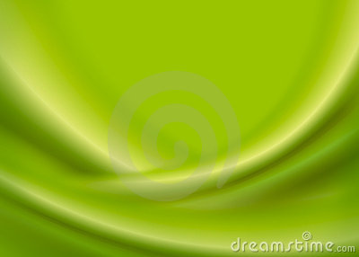 Olive Abstract Wave Background