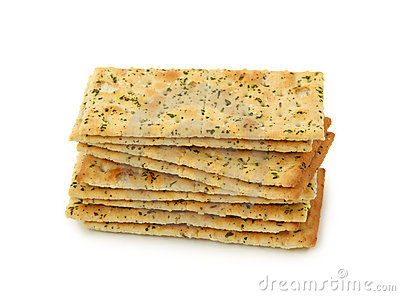 Olive crackers