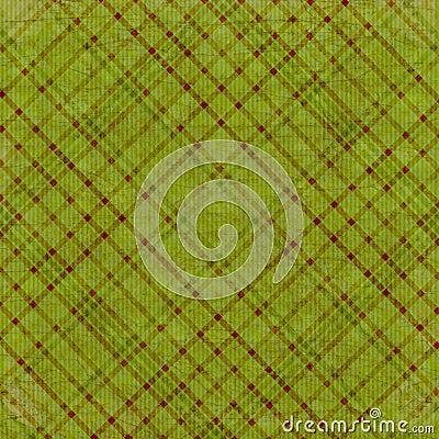 Olive green plaid background