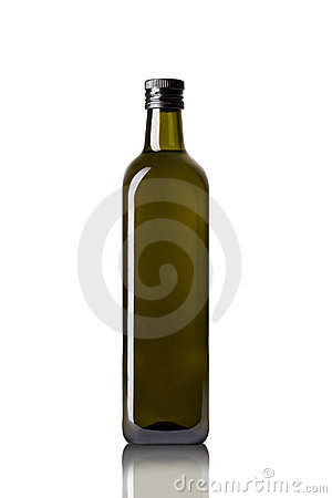 Free Olive Oil Bottle Royalty Free Stock Images - 16324269