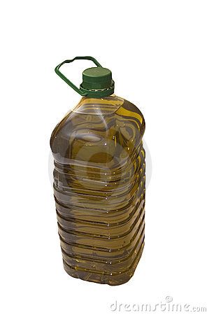 Olive oil bottle 5 liter