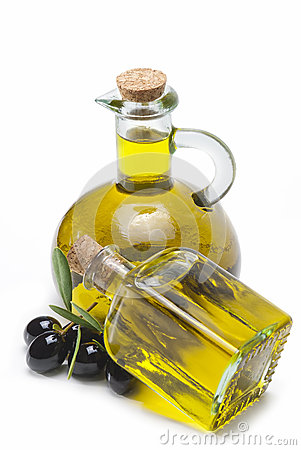 OLive oil for a healthy dieting.