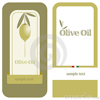 Olive Oil / Label