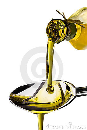 Free Olive Oil Poured Stock Photos - 7778533