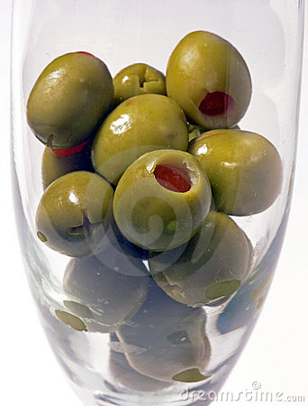 Olive Reflections
