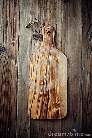 Olive wood chopping board