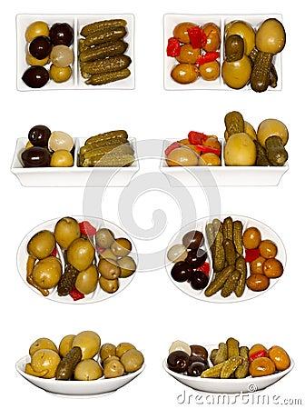 Olives Collage