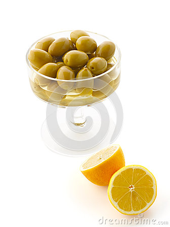 Olives and Lemons