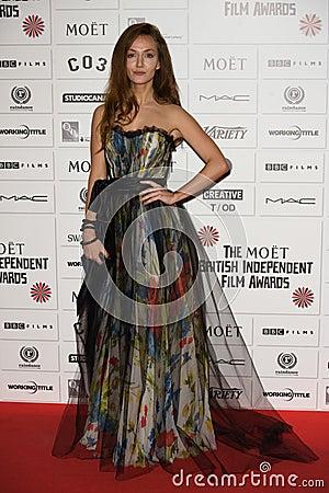 Olivia Grant Editorial Image