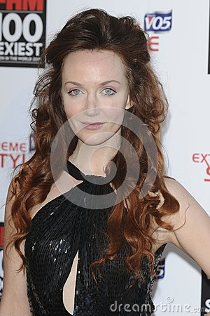 Olivia Grant Editorial Stock Photo