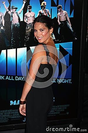 Olivia Munn  Editorial Photo