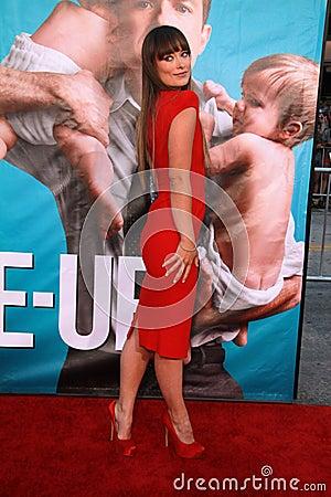 Olivia Wilde Editorial Stock Image