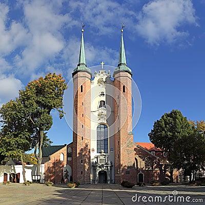 Oliwa собора