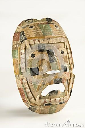 Olmec Ritual Mask