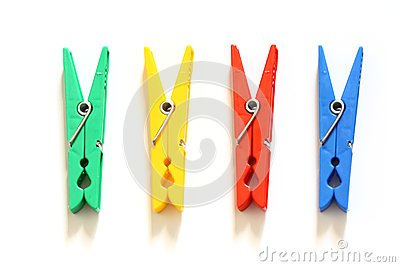 Olor clothes-peg