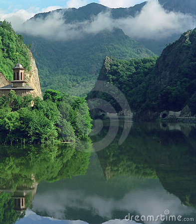 Olt River Gorge, Romania