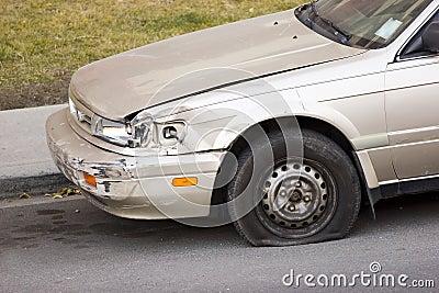 Olycksbil