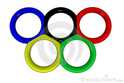Olympic Editorial Stock Photo