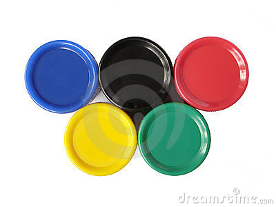Olympic colors