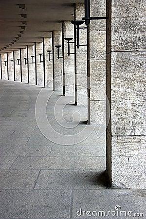 Olympic Columns Berlin