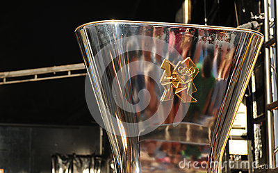 Olympic flame Editorial Image