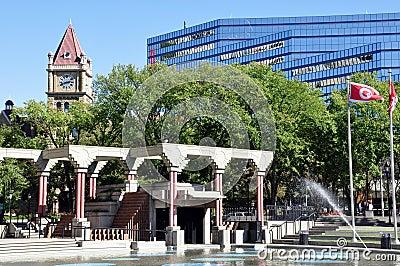Olympic Plaza, Calgary
