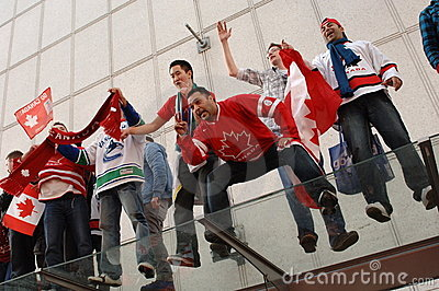 Olympic Spirit Editorial Photo
