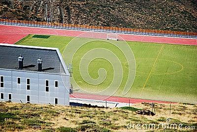 Olympic stadion, Sierra Nevada