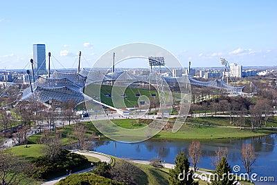 Olympic Stadium, Munich