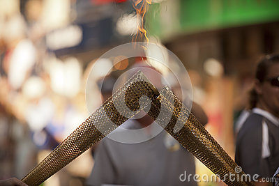 Olympic Torch 2012