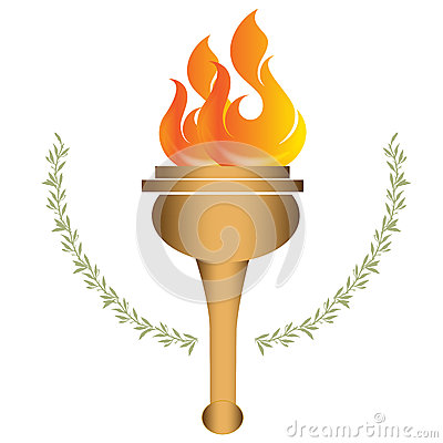 Free Olympic Torch Stock Images - 32508804