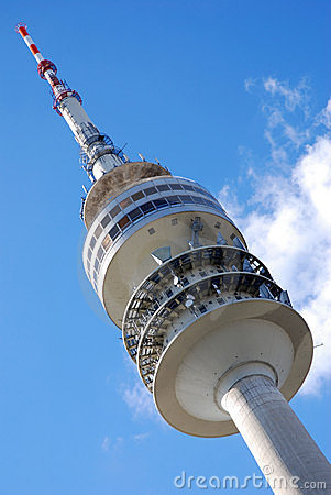 Olympic  Tower - Munich