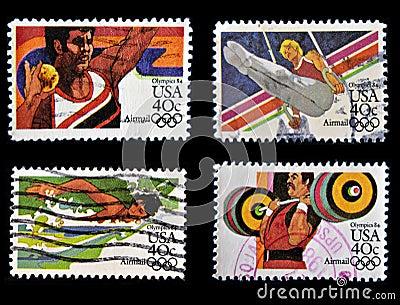 Olympics 84