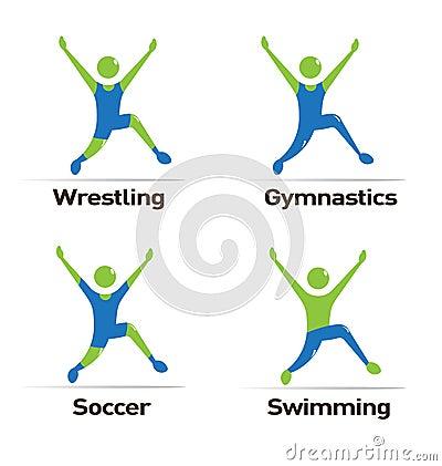 Olympics athletes
