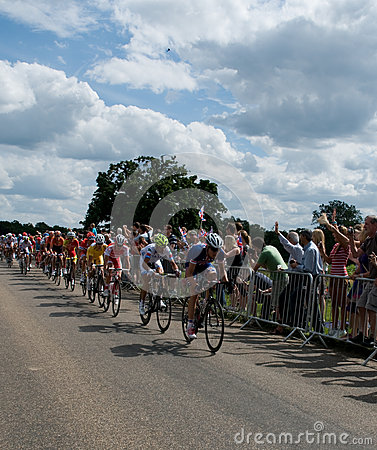 Olympics Cycling Road Race Editorial Stock Photo