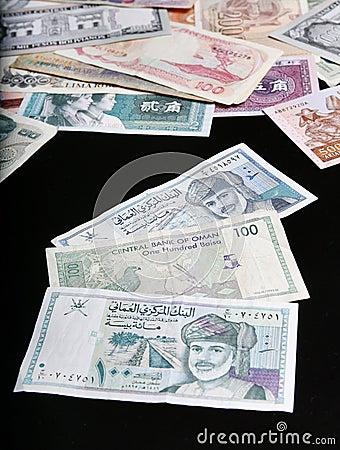 Oman Banknotes