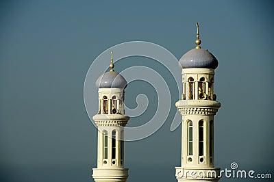 Omani minarets