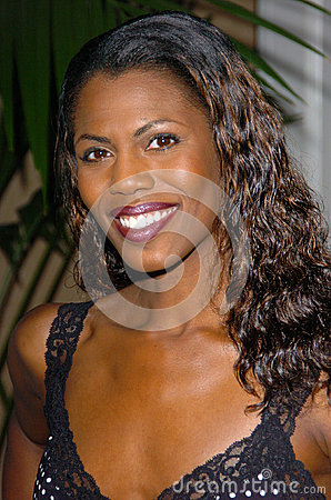 Omarosa Manigault Stallworth Editorial Stock Image