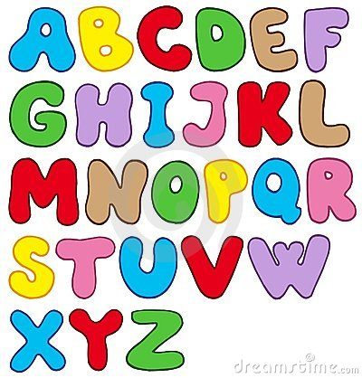κινούμενα σχέδια αλφάβητ&omicro