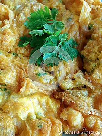 Omlette from thailand