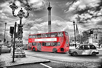 Omnibus en Londres