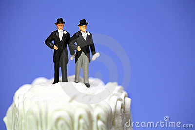 Omosessuale o concetto di matrimonio omosessuale.