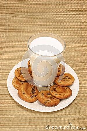 Omringd door koekjes