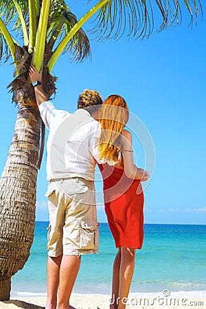 Free On Beach Stock Photography - 4390552